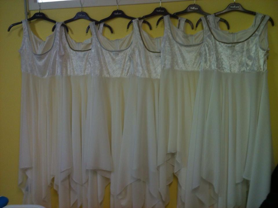 Robe pour sylphide